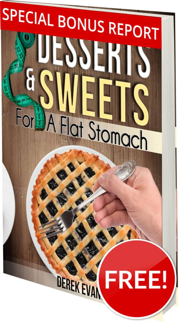 Desserts And Sweets For A Flat Stomach