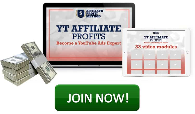 YT Affiliate Profits Course Join Now