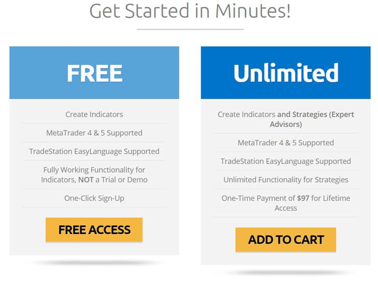 EA Builder Free Access