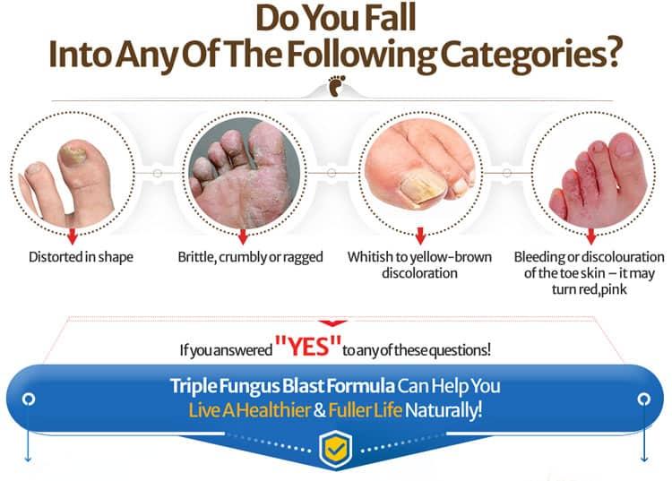 Triple Fungus Blast Review