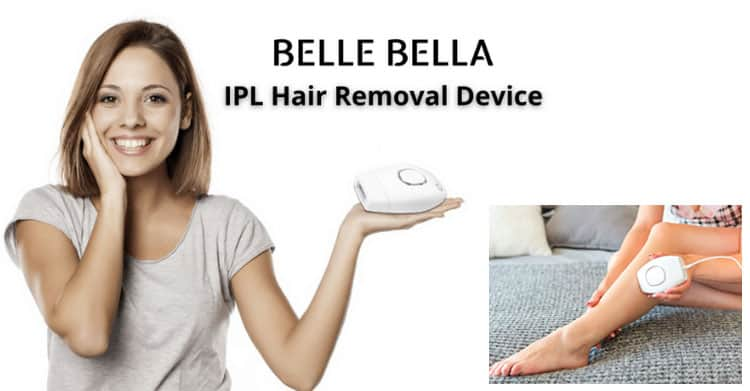 Belle Bella IPL Device Review