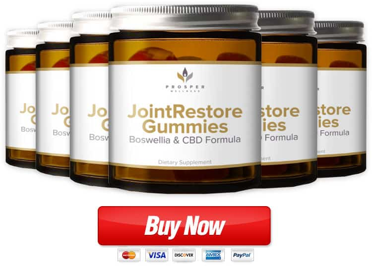 Joint Restore Gummies Where To Buy