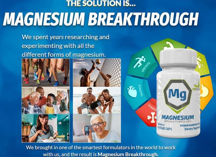 Magnesium Breakthrough Review