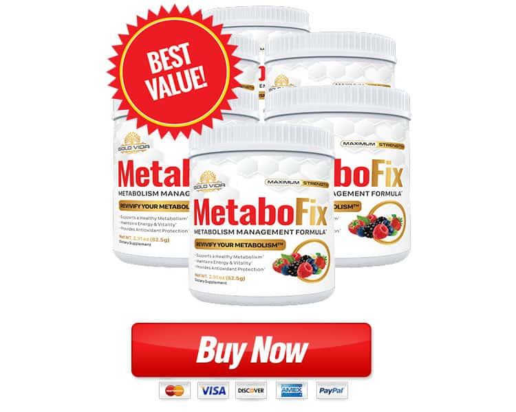 MetaboFix Where To Buy