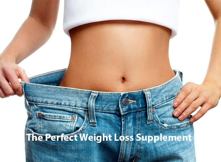 The Perfect Weight Loss Supplement