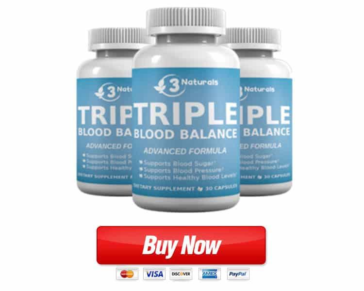 Triple Blood Balance Where To Buy