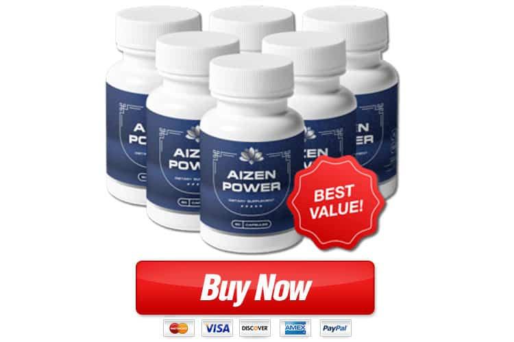 Aizen Power Where To Buy