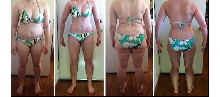 Becky's 6 Week Transformation