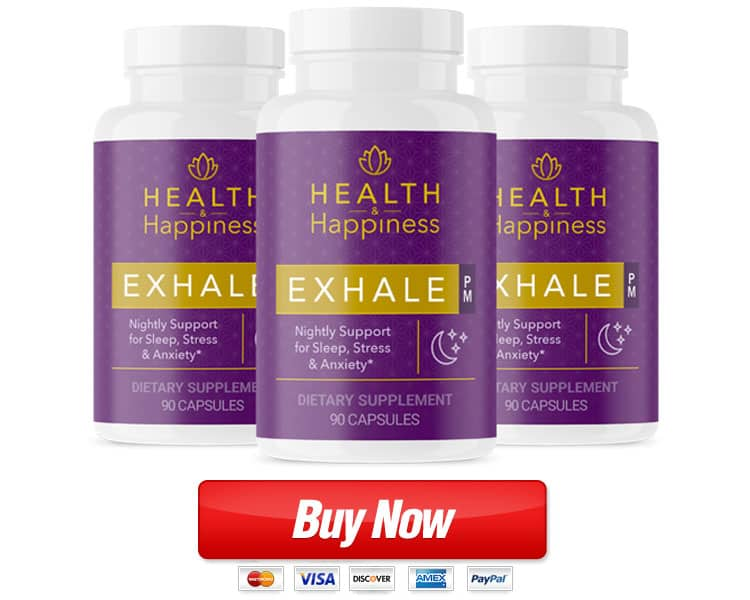 Exhale PM Where To Buy
