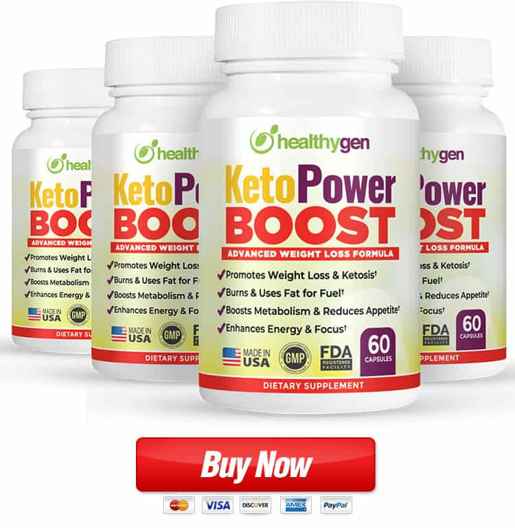 Keto Power Boost Where To Buy