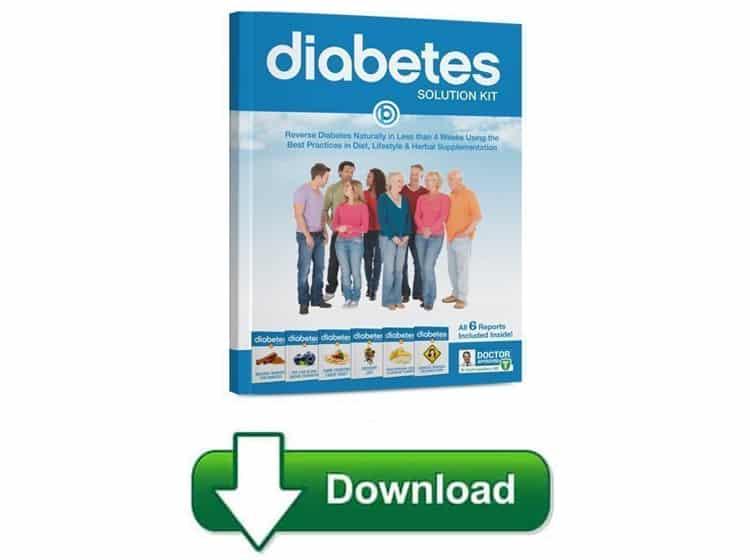 Diabetes Solution Kit PDF Download