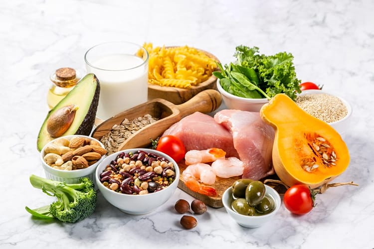 Foods help balance blood sugar levels