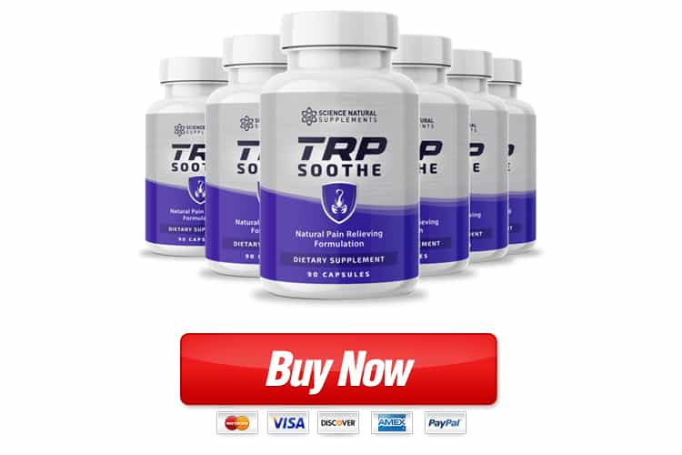 TRP Soothe Where To Buy