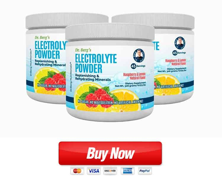 Electrolyte Powder Where To Buy From TheHealthmags