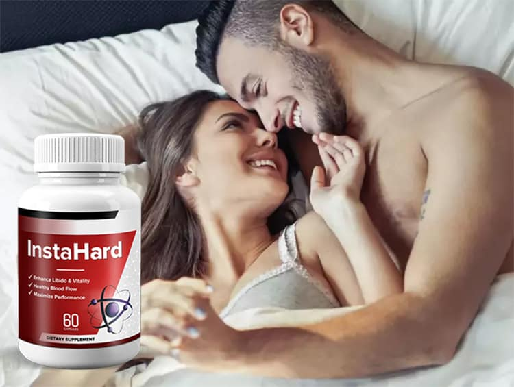 InstaHard Review by TheHealthMags