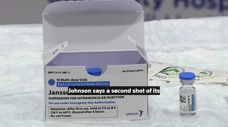 Johnson and Johnson says second shot lifts security for moderate-extreme COVID-19 to 94%