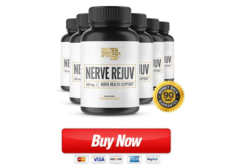 Nerve Rejuv Where To Buy From TheHealthMags