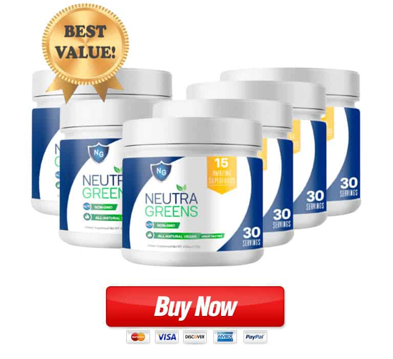 Neutra Greens Buy From TheHealthMags