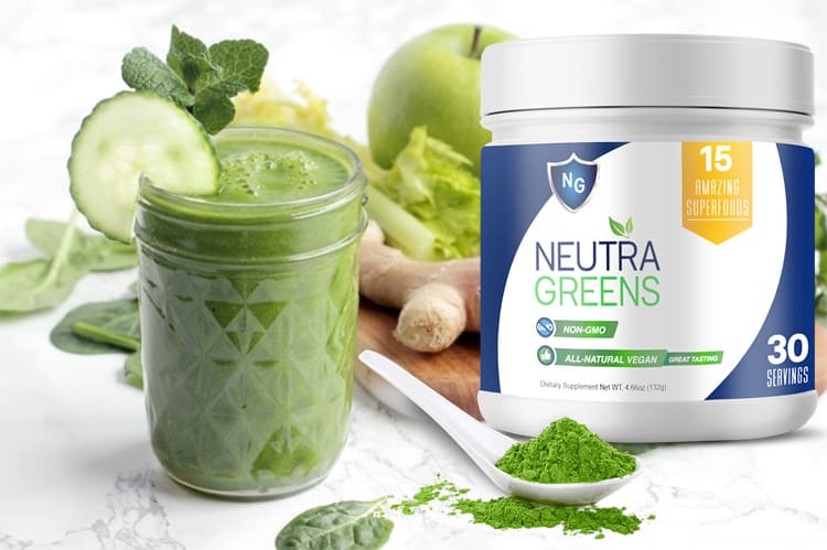 Neutra Greens Review By TheHealthMags