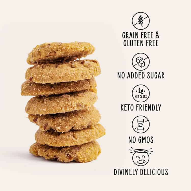 Nunbelievable Cookies are the perfect solution