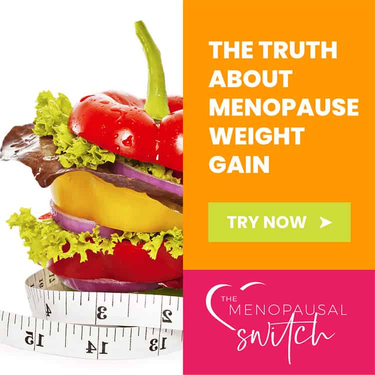 The Truth About Menopause Weight Gain