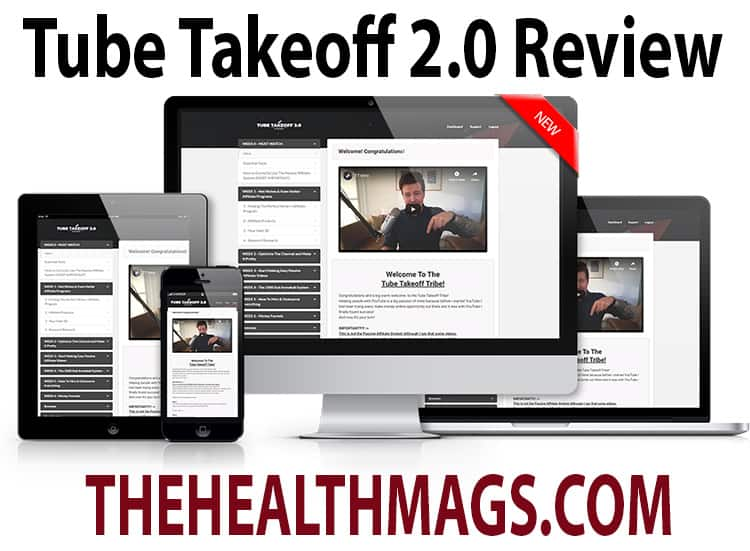 Tube Takeoff 2 Review by TheHealthMags