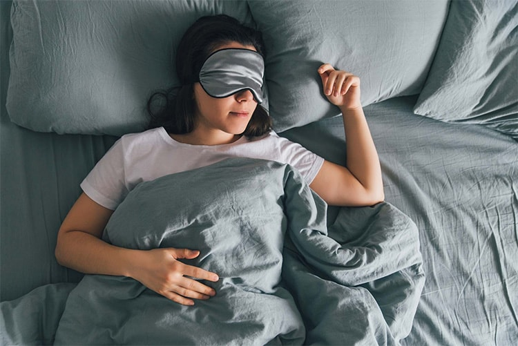 Your bodys natural daily sleep