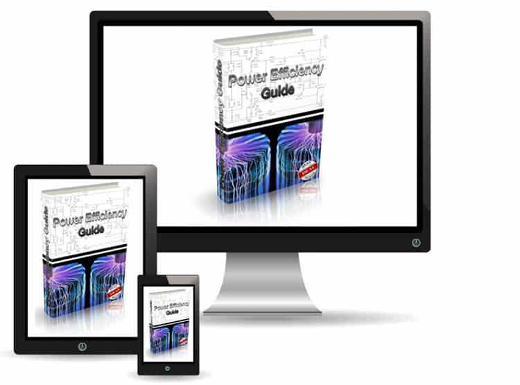 Power Efficiency Guide Review by TheHealthMags